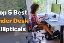 5 best under desk elliptical