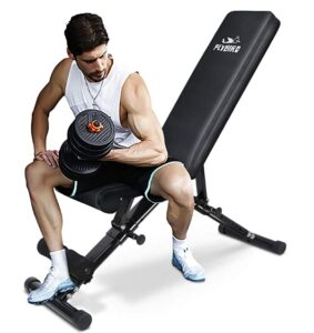 FLYBIRD-Adjustable-BenchUtility-Weight-Bench-for-Full-Body-Workout-Multi-Purpose-Foldable-Incline-Decline-Benchs